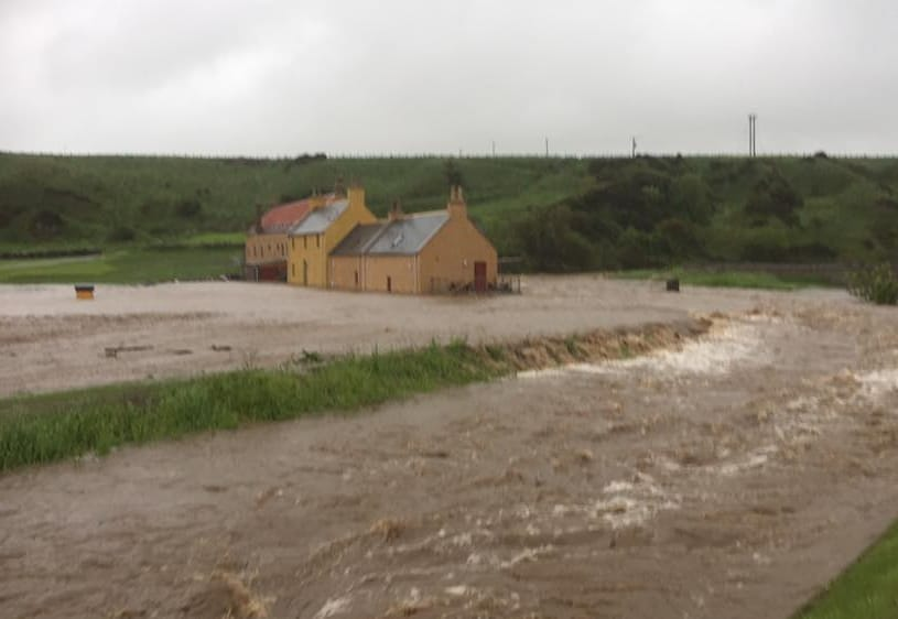 Sail Loft Flooding